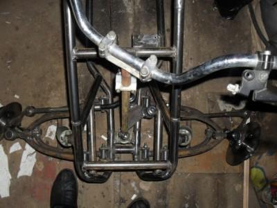 Максимальный поворот колес